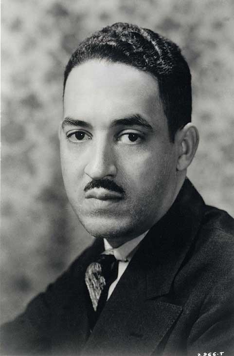 Thurgood Marshall in 1936