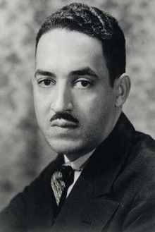 1936 Thurgood Marshall NAACP