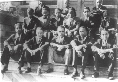 Nu Chapter, Alpha Phi Alpha (Thurgood Marshall) at Lincoln