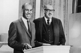 Thurgood Marshall, Charles Houston, and Donald Gaines Murray