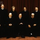 1990 Class Photo of the US Supreme Court