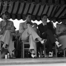 Davis, Lewis, Marshall and Lamkin at NAACP Convention