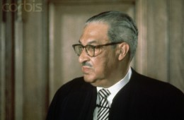 Justice Thurgood Marshall