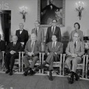 President Reagan with Supreme Court Justices