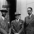 Roy Wilkins, Walter White, and Thurgood Marshall