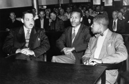 Thurgood Marshall At Florida Trial 1952