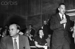 Thurgood Marshall, John Sheppard in Court