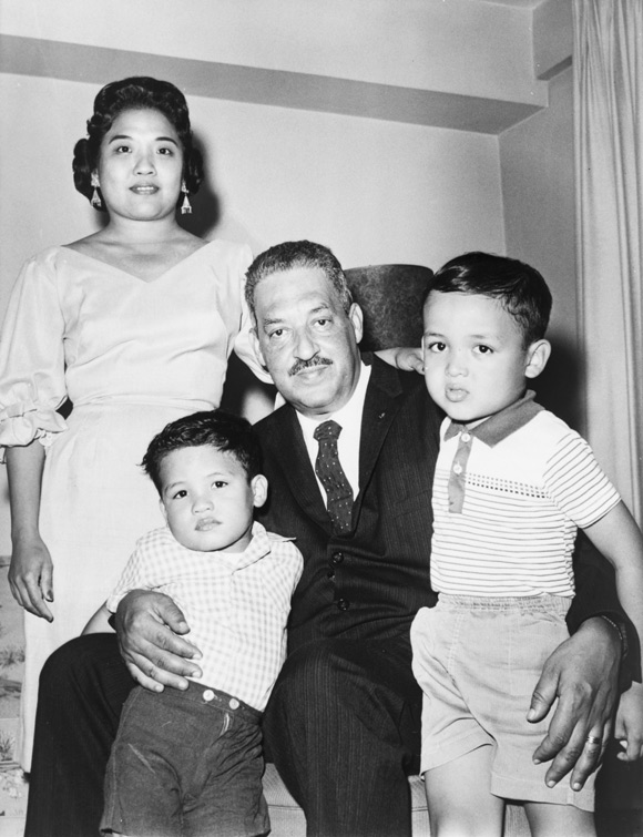 Honoring Thurgood Marshall FathersInFebruary Day 4