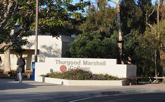 Thurgood Marshall College